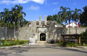 Cebu City Fort San Pedro