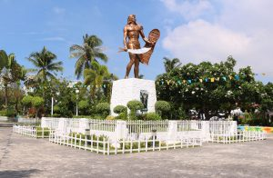 Lapu Lapu Shrine - Mactan Shrine