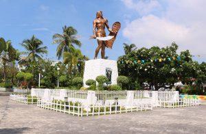 Lapu Lapu Shrine - Mactan Shrine