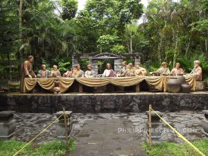 Ligao City Last Supper