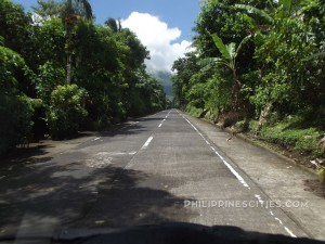 Ligao City Road