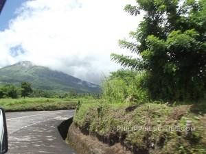 Ligao city Mayon
