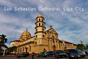 San Sebastian Cathedral - Lipa City Church