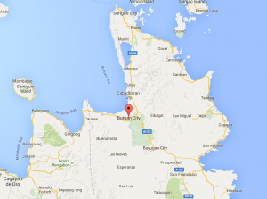 Butuan City Map