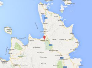 Butuan City Map