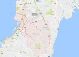 PARANAQUE City Map