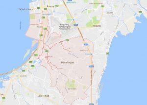 PARANAQUE City Map