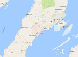 Naga City Map