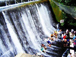 San pablo city laguna tourist spots language and for Waterfall green design centre