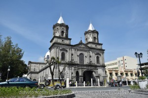 Angeles City Church - Santo Rosario Church