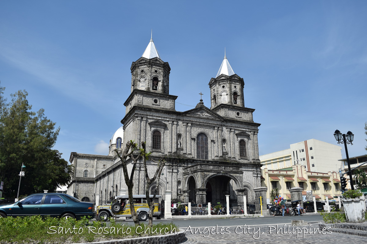 Angeles City, Pampanga History - Tourist Spots - Festivals | Philippines  Cities