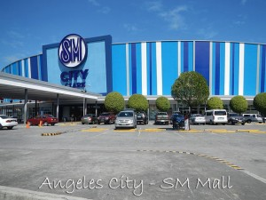 Angeles City SM - Mega Mall in Angeles City