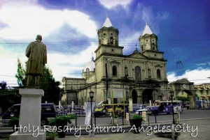 Holy Rosary Church - Angeles City