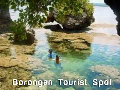Borongan Tourist Spots
