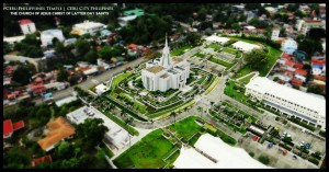 Cebu City Temple - Mormon