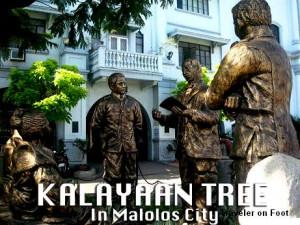 kalayaan freedom tree - Malolos City