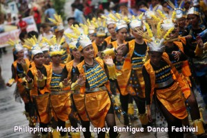 Masbate Lapay Bantigue Dance Festival