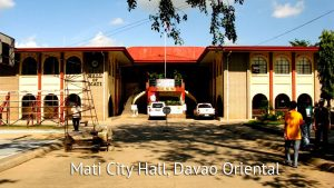 Mati City Hall Building