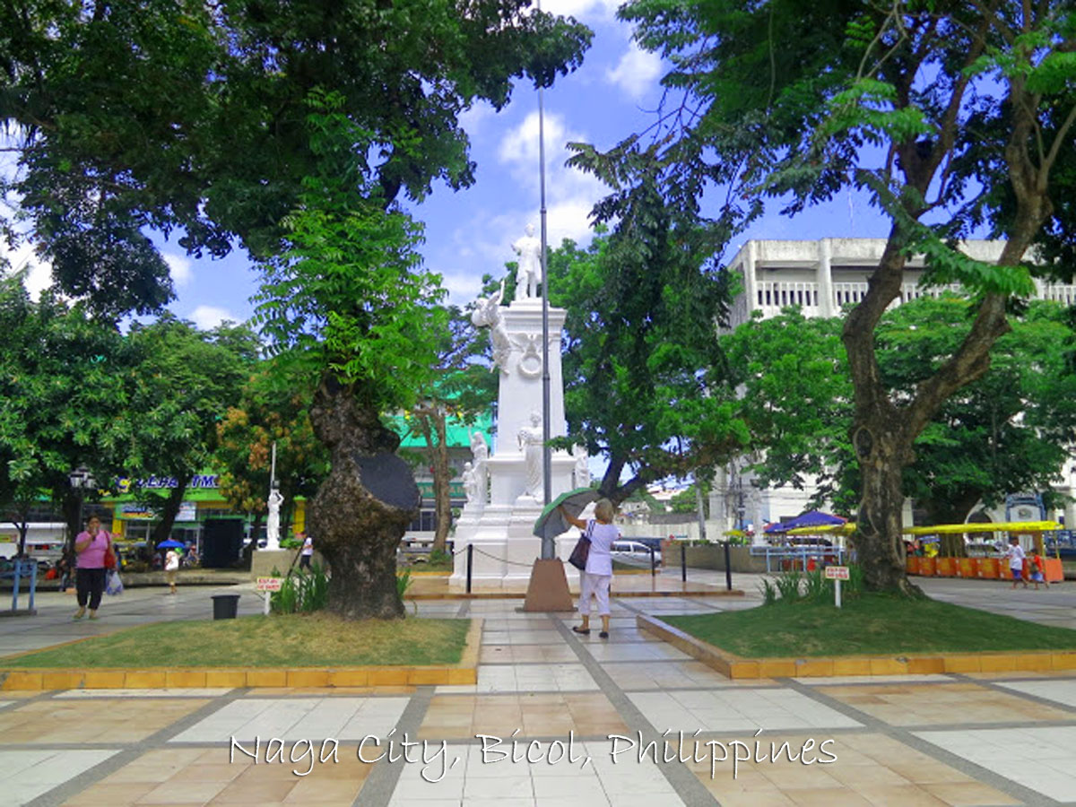 Naga City Bicol History | Tourist Spots, Language and