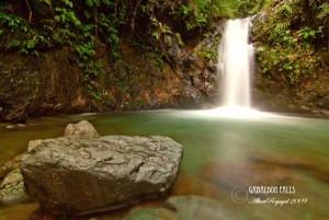 Nueva Ecija Palaspas falls
