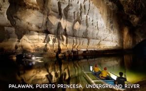Palawan Underground River - Puerto Princesa Underground River