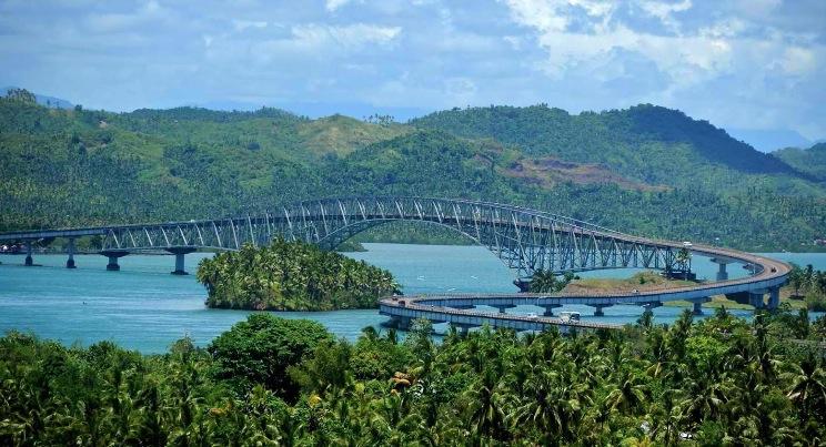 San Juanico Bridge - Tacloban City