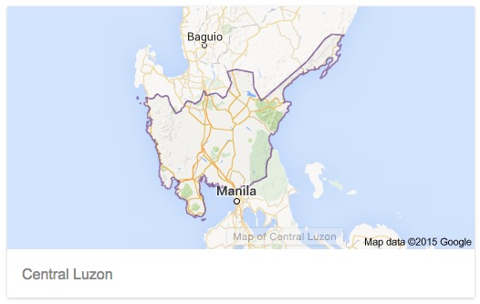 Region 3 (Central Luzon) | Philippines Cities