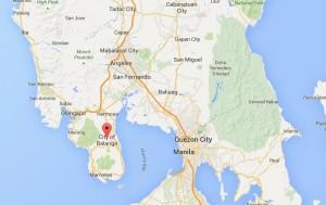 Balanga City Map