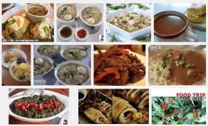 Naga City Food