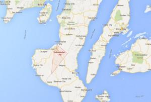 Kabangkalan City Map