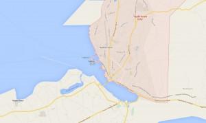 tagbilaran city map
