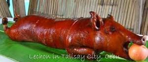Cebu Lechon - Talisay City Lechon