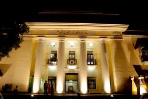 Tarlac Capitol - Tarlac City