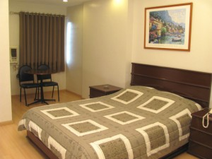 Robbinsdale Residences Affordable / Cheap Hotel in Manila