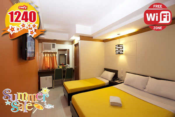 Affordable Room Rates In Baguio