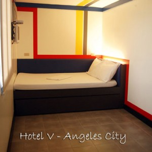 Hotel V - Angeles City