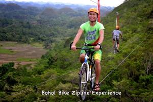 BOHOL zipline - Philippines zipline experience