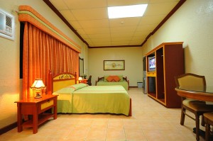 Tagbilaran Hotel - Dao Diamon Hotel Luxury Room