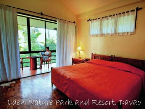 Davao Hotel - Eden Nature Park and Resort