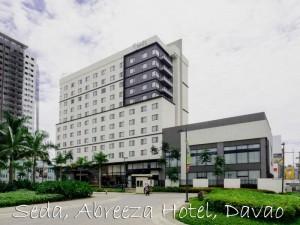 Davao Hotel - Seda Abreeza Hotel