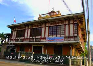 Bale Mutua - Pamintuan Mansion - Angeles City