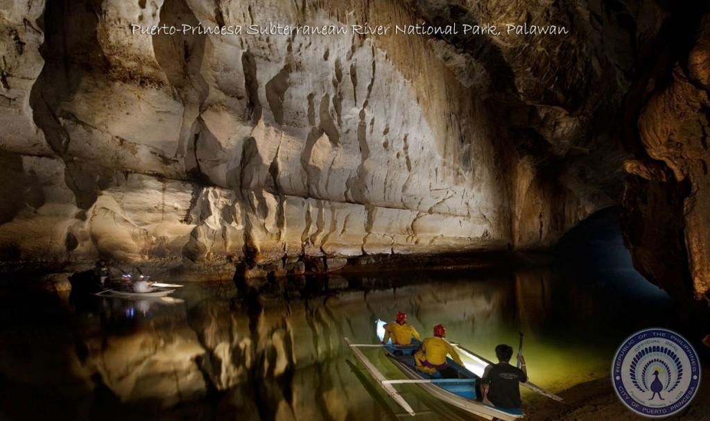 Underground River - Puerto-Princesa Subterranean River National Park