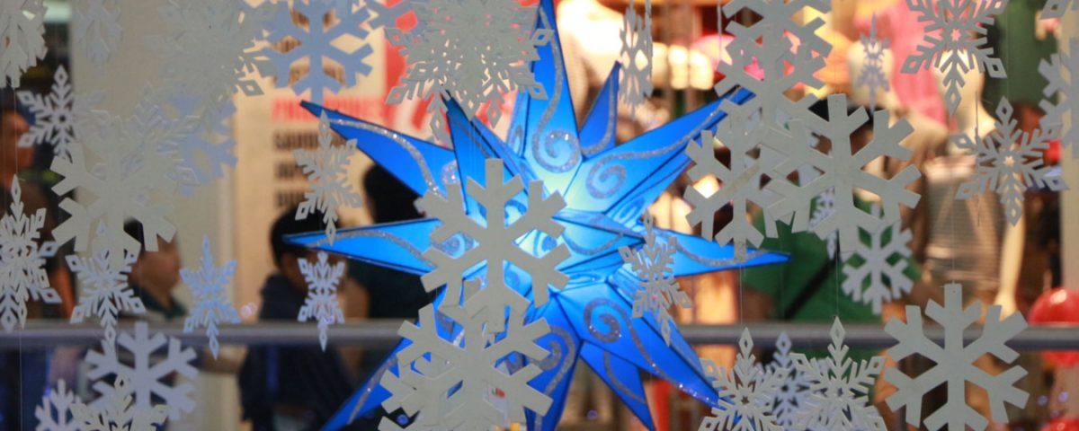 2015 christmas mall decoration