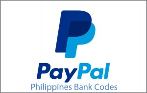 Paypal Philippine Bank Code