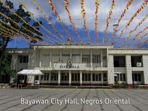 Bayawan City Hall - Bayawan City Government Directory