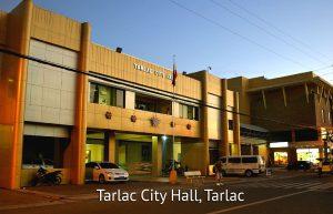 Tarlac City Hall - Tarlac Government Directory