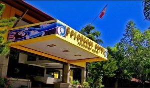 Balanghai Hotel and Convention Center Butuan Hotel front