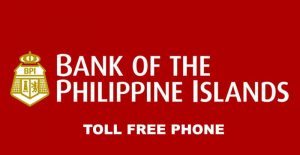 BPI TOLL FREE PHONE
