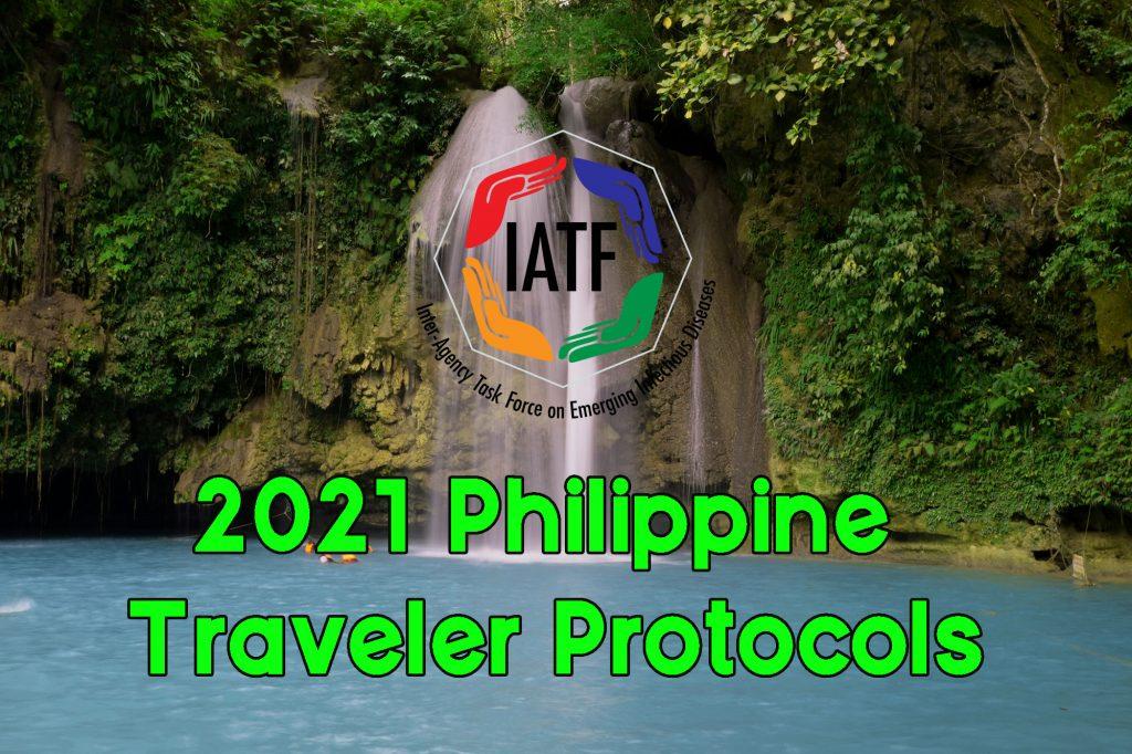 2021 Philippines Travelers Protocols