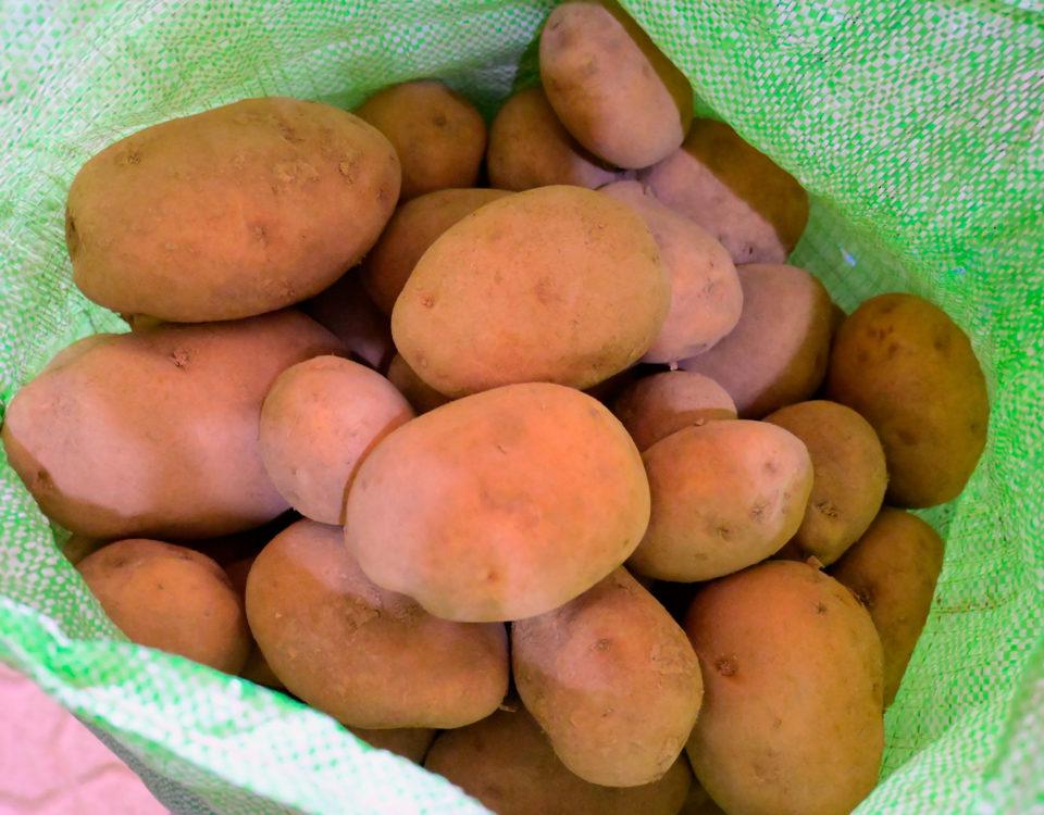 Baguio Potatoes